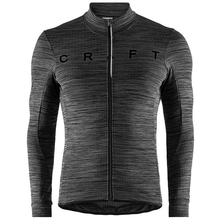 CRAFT Shirt met lange mouwen Reel Thermal fietsshirt met lange mouwen, voor here