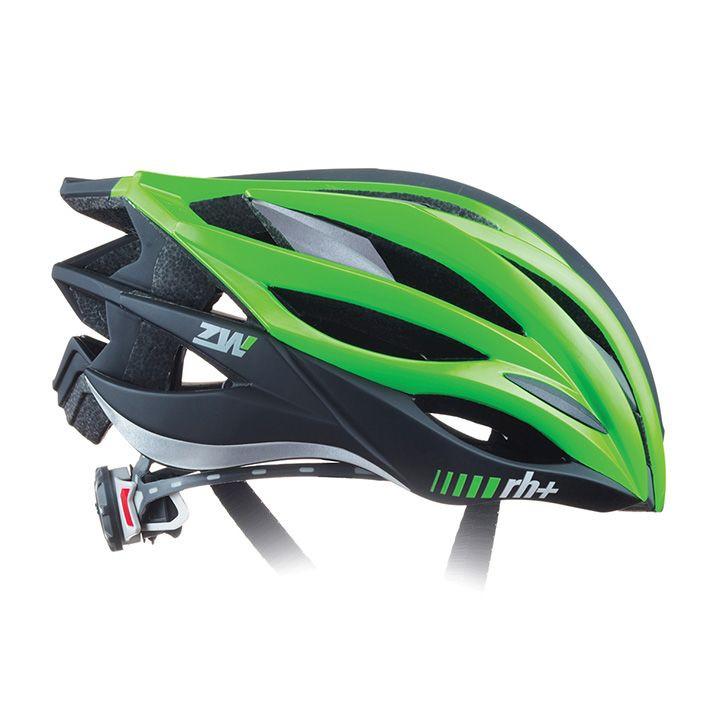 rh+ raceZW fietshelm, Unisex (dames / heren), Maat M, Fietshelm, Fietsaccessoire