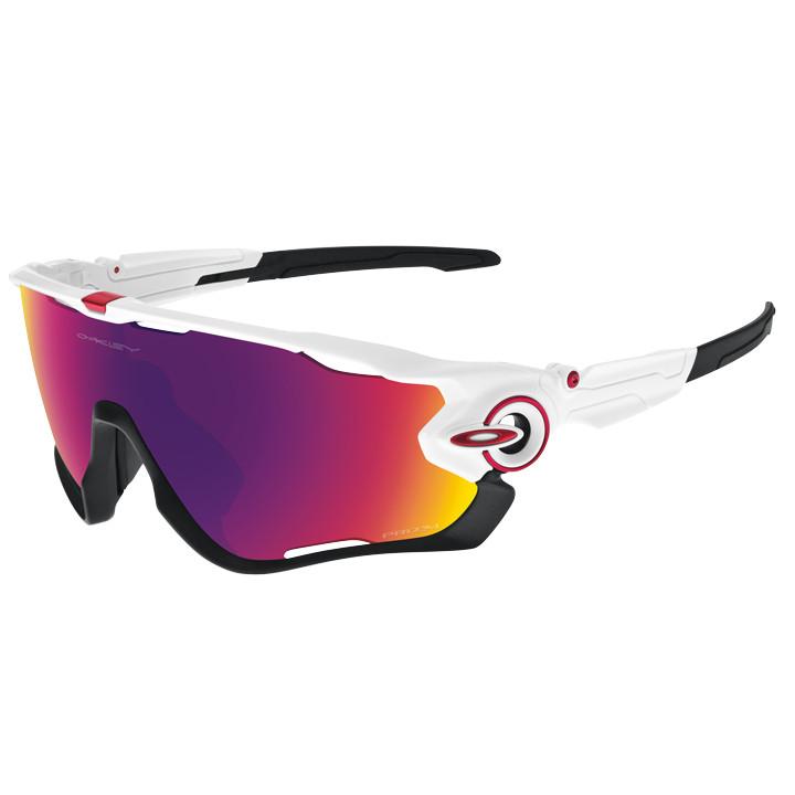 OAKLEY fietsbril Jawbreaker Prizm Road 2018 sportbril, Unisex (dames / heren),