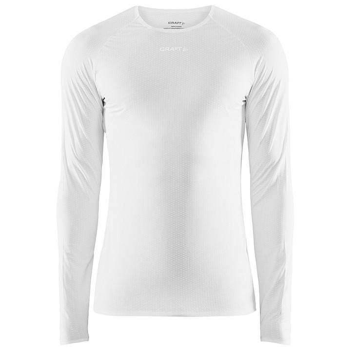 CRAFT Fietsmet lange mouwen Nanoweight onderhemd, voor heren, Maat L, Onderhemd,