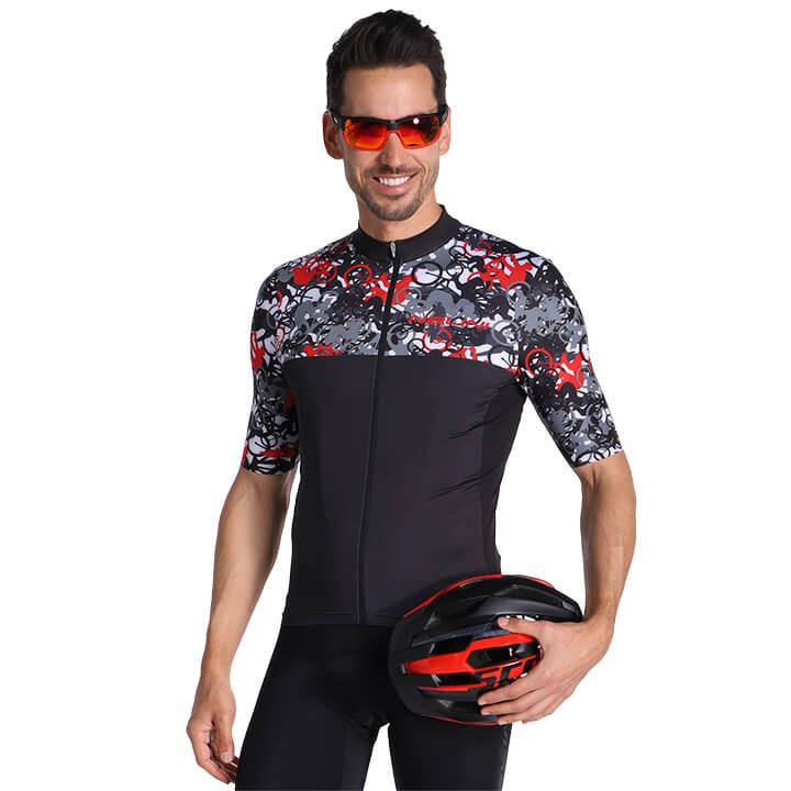 NALINI Shirt met korte mouwen Centenario 2.0 fietsshirt met korte mouwen, voor h