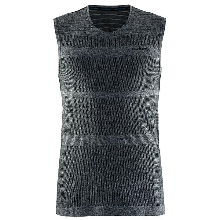 CRAFT Fietszonder mouwen Cool Comfort onderhemd, voor heren, Maat L, Onderhemd,