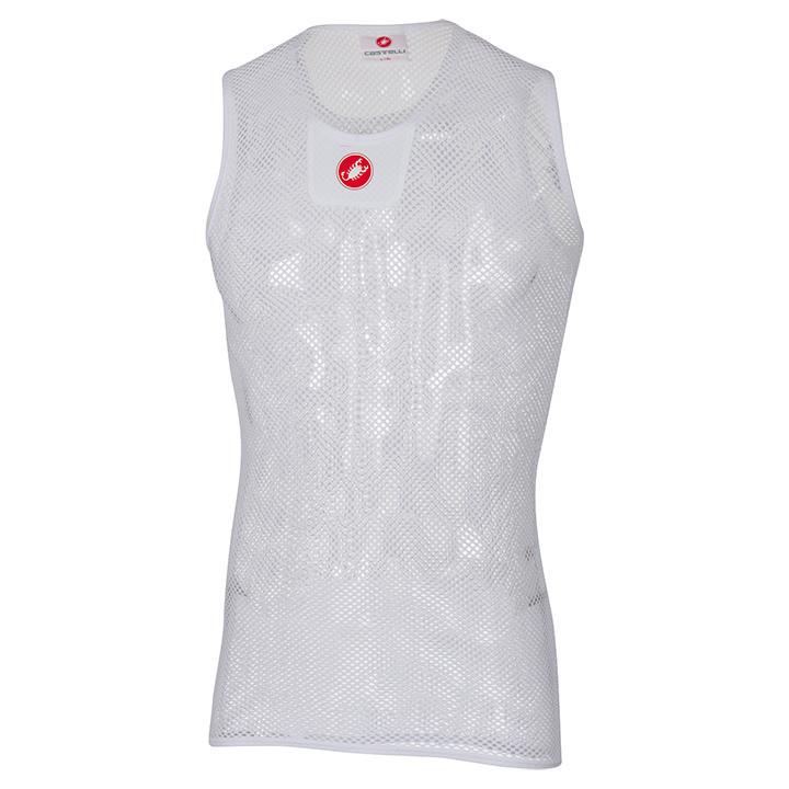 CASTELLI zonder mouwen Core Mesh 3 onderhemd, voor heren, Maat L-XL, Onderhemd,