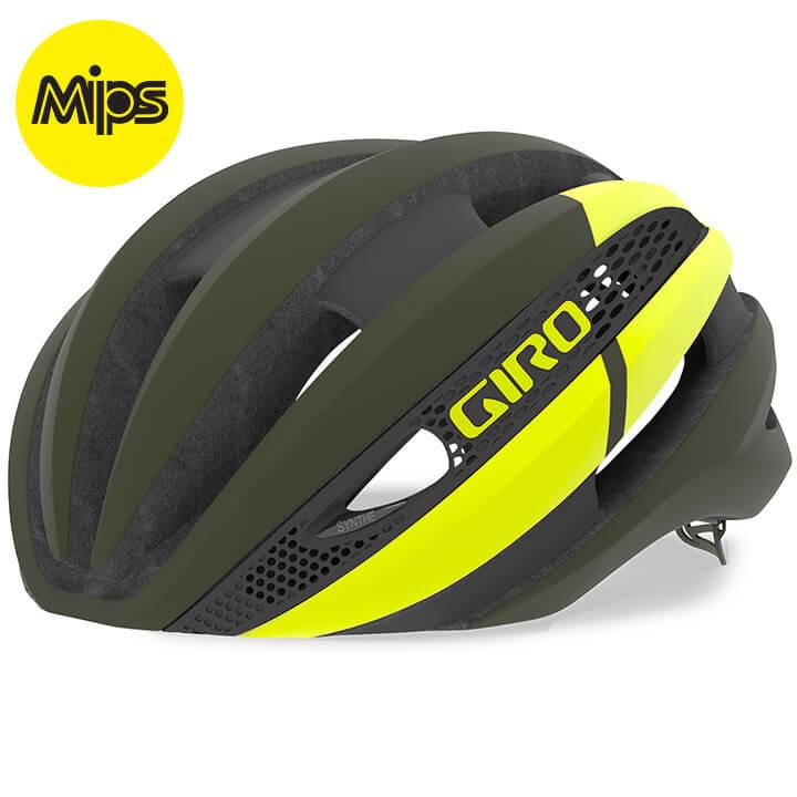 GIRO RaceSynthe Mips 2019 fietshelm, Unisex (dames / heren), Maat L, Fietshelm,