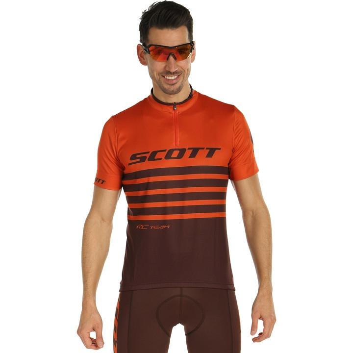 SCOTT Shirt met korte mouwen RC Team 20 fietsshirt met korte mouwen, voor heren,