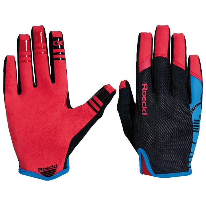 ROECKL kinderMango Jr. handschoenen met lange vingers, Maat 7,
