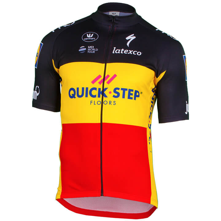 QUICK - STEP FLOORS Belgischer Meister 2018-201...