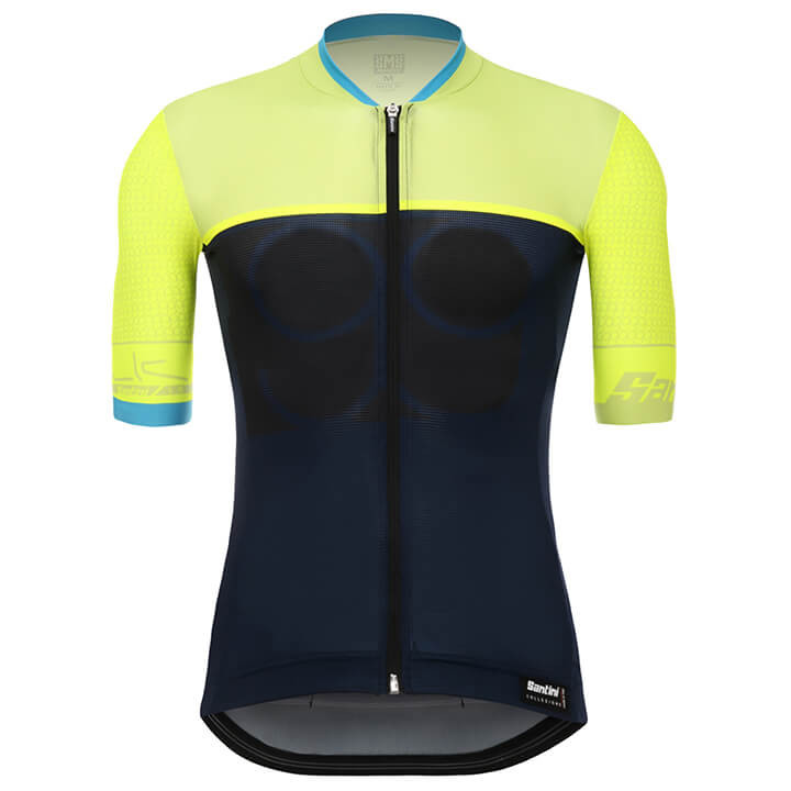 Santini Sleek 99 - cycling culotte and short sleeve jersey