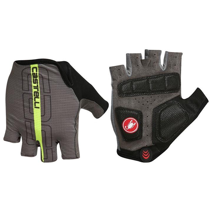CASTELLI Handschoenen Tempo handschoenen, voor heren, Maat S, Fietshandschoenen,