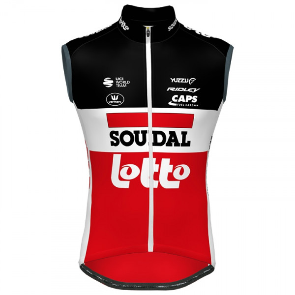 Gilet coupe-vent LOTTO SOUDAL 2020