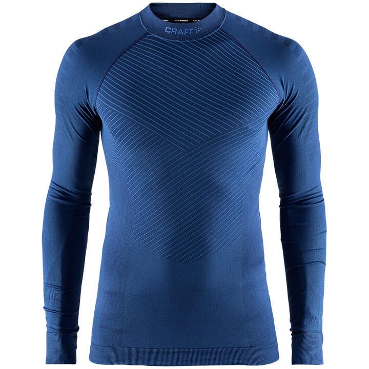 CRAFT Fietsmet lange mouwen Active Intensity onderhemd, voor heren, Maat L, Onde