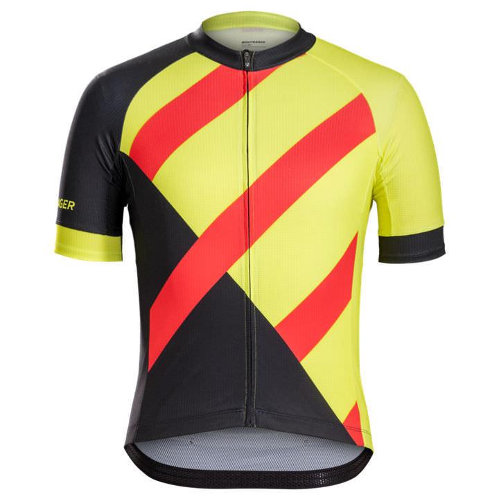 BONTRAGER shirt met korte mouwen Specter Firetruck fietsshirt met korte mouwen,