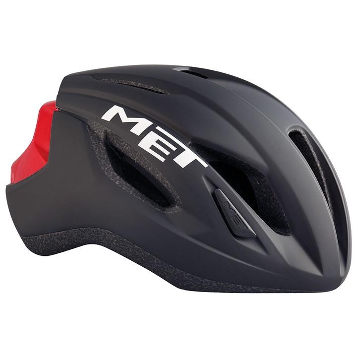 MET RaceStrale fietshelm, Unisex (dames / heren), Maat L, Fietshelm, Fietsaccess