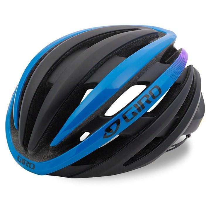 GIRO RaceCinder 2018 fietshelm, Unisex (dames / heren), Maat L, Fietshelm,