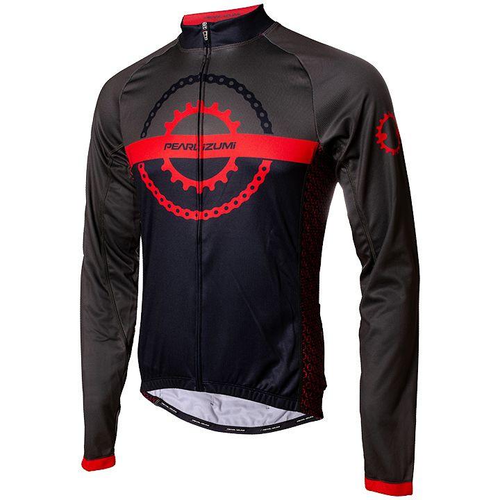 PEARL IZUMI Shirt met lange mouwen Select LTD Thermal fietsshirt met lange mouwe