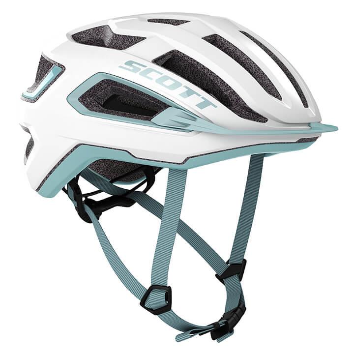 SCOTT DamesraceArx 2020 fietshelm, Unisex (dames / heren)