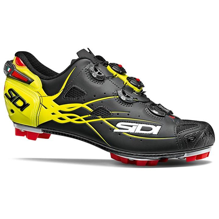SIDI Tiger 2018 MTB-schoenen, voor heren, Maat 46, Mountainbike schoenen,