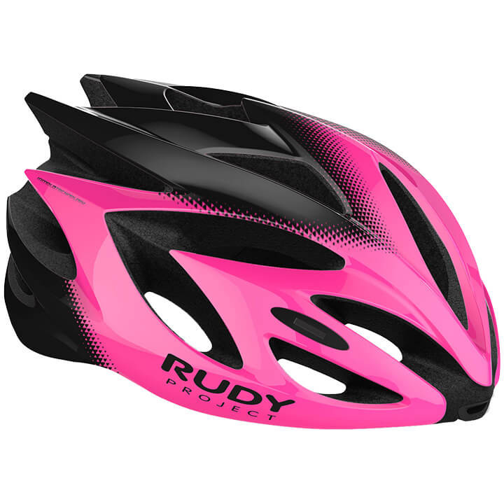 RUDY PROJECT DamesRush 2020 fietshelm, Unisex (dames / heren), Maat M