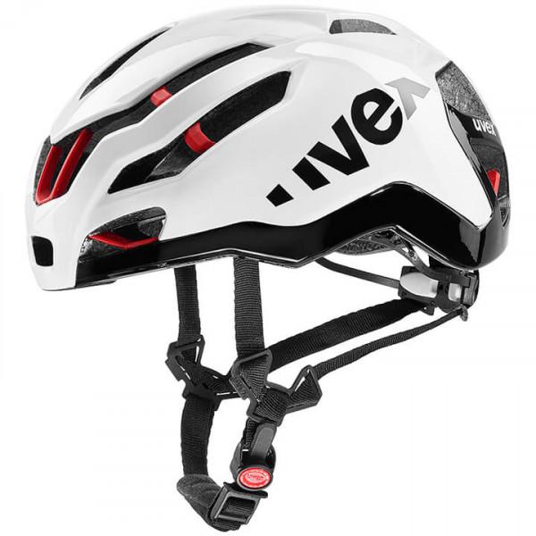 UVEX Race 9 2020 Casco, Unisex (mujer / hombre), Talla L, Accesorios ciclismo