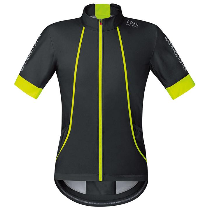 GORE Oxygen WS SO fietsshirt met korte mouwen, voor heren, Maat 2XL,