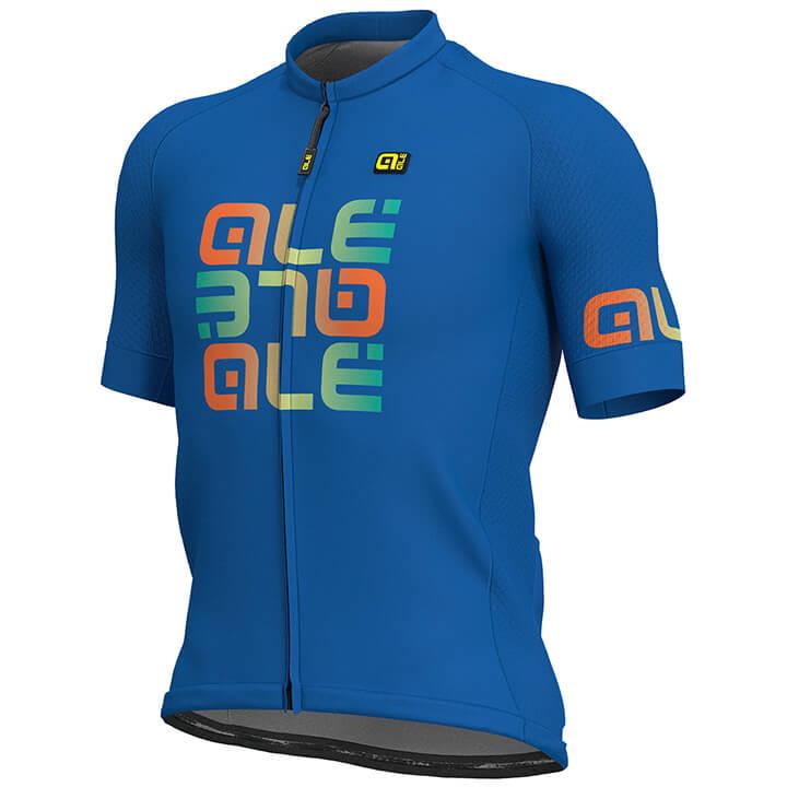 ALÉ Shirt met korte mouwen Mirror fietsshirt met korte mouwen, voor heren, Maat