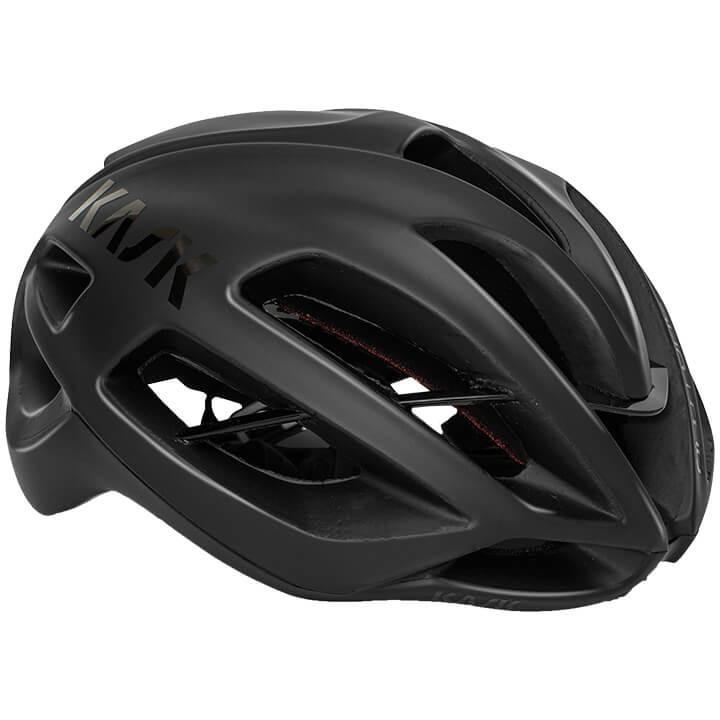 KASK RaceProtone fietshelm, Unisex (dames / heren), Maat L, Fietshelm, Fietsacce