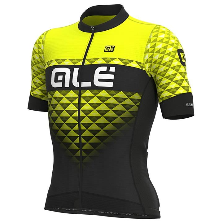 ALÉ Shirt met korte mouwen Hexa fietsshirt met korte mouwen, voor heren, Maat 2X