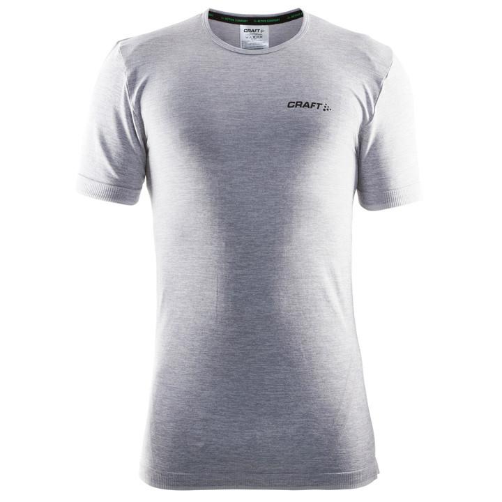 CRAFT fietsondershirt Active Comfort grijs onderhemd, voor heren, Maat S, Onderh
