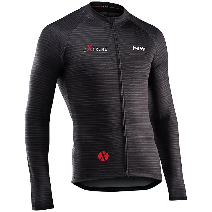 NORTHWAVE Shirt met lange mouwen Extreme 4 fietsshirt met lange mouwen, voor her