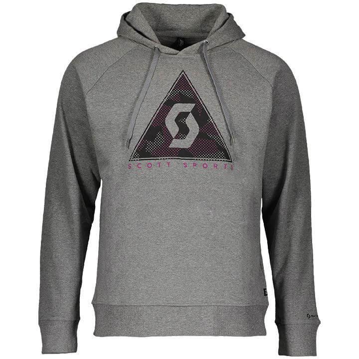 SCOTT Hoodie 10 Casual hoody, voor heren, Maat 2XL, MTB shirt, MTB kleding