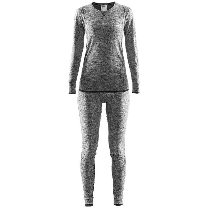 CRAFT Damesondergoedset Active Comfort, Maat S, Onderhemd, Fietskleding