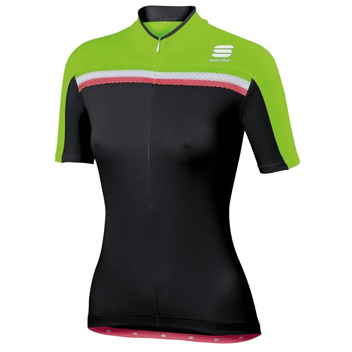 SPORTFUL dames shirt Allure damesfietsshirt, Maat M, Wielershirt,