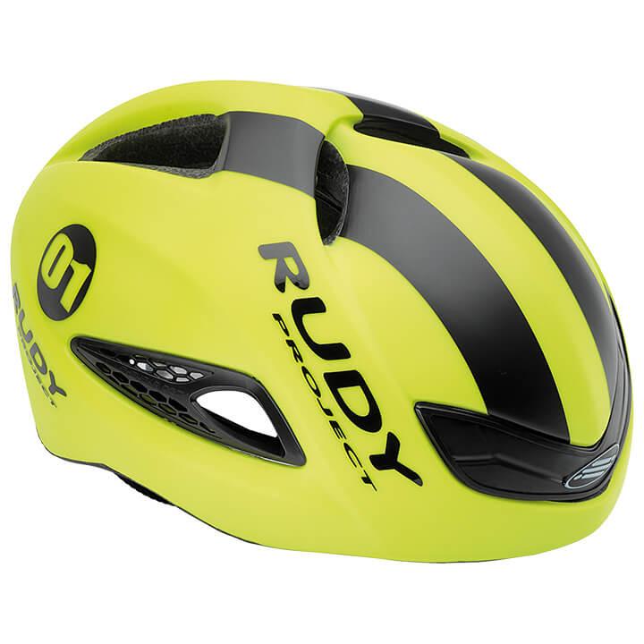 RUDY PROJECT RaceBoost 2018 fietshelm, Unisex (dames / heren), Maat