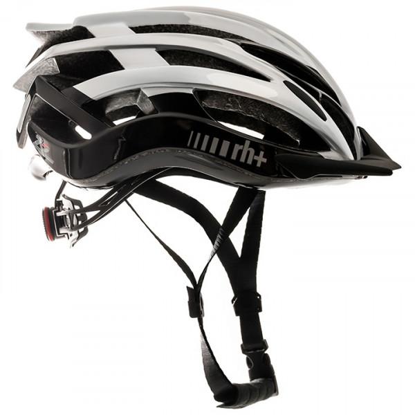 rh+ Z 2in1 2020 Casco, Unisex (mujer / hombre), Talla M, Accesorios ciclismo