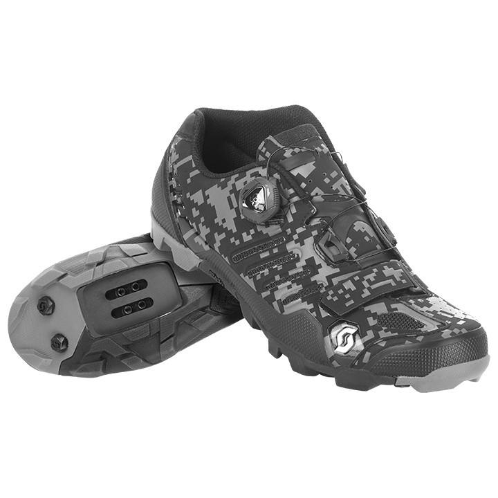 SCOTT SHR-Alp RS 2019 MTB-schoenen, voor heren, Maat 47, Mountainbike schoenen,