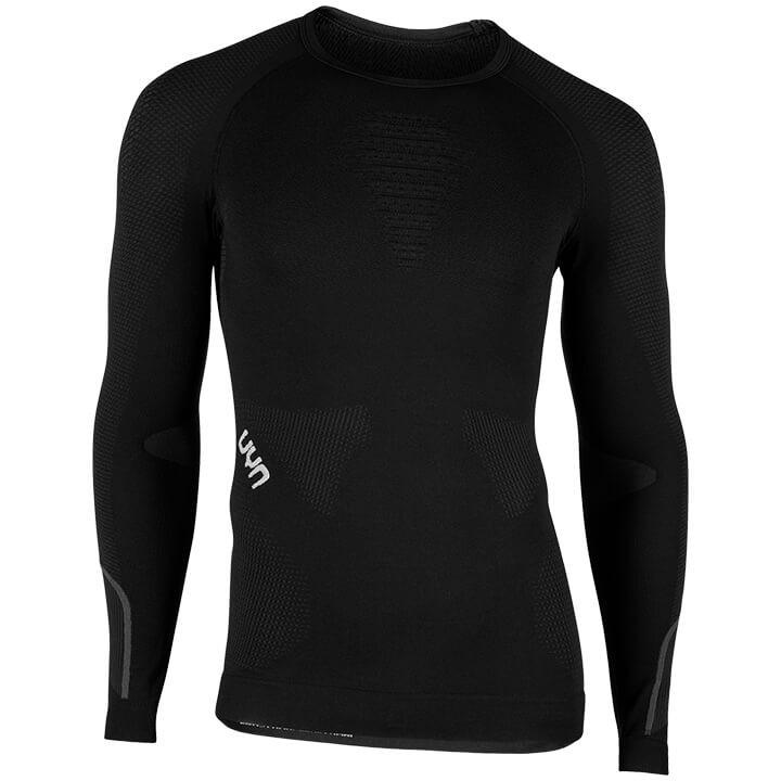 UYN fietsmet lange mouwen Ambityon onderhemd, voor heren, Maat L-XL, Onderhemd,