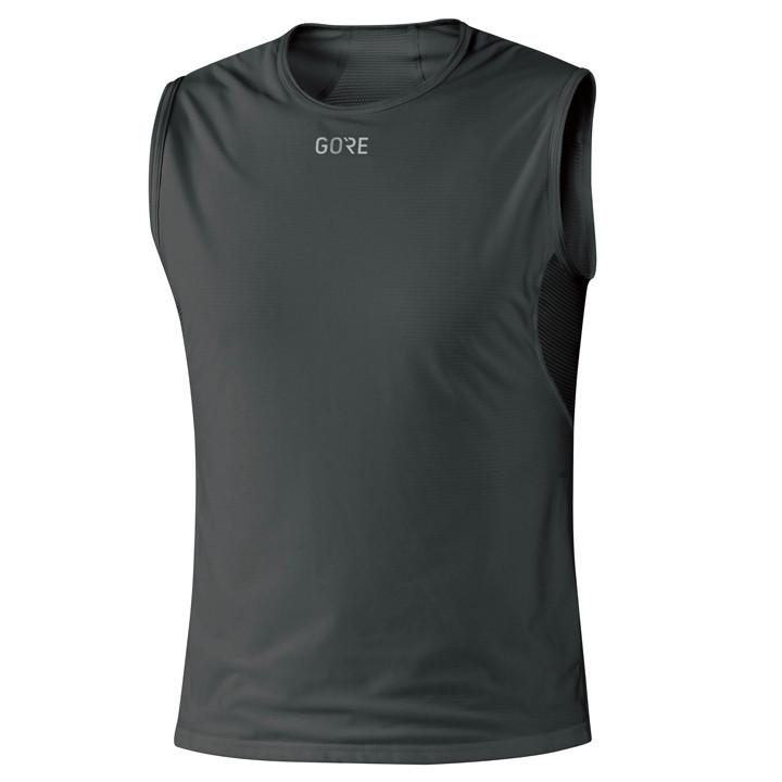 GORE Fietszonder mouwen M Windstopper onderhemd, voor heren, Maat XL, Onderhemd,