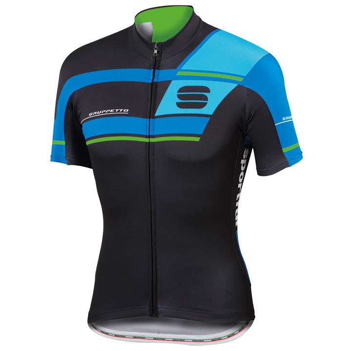 SPORTFUL shirt met korte mouwen Gruppetto Pro Team fietsshirt met korte mouwen,
