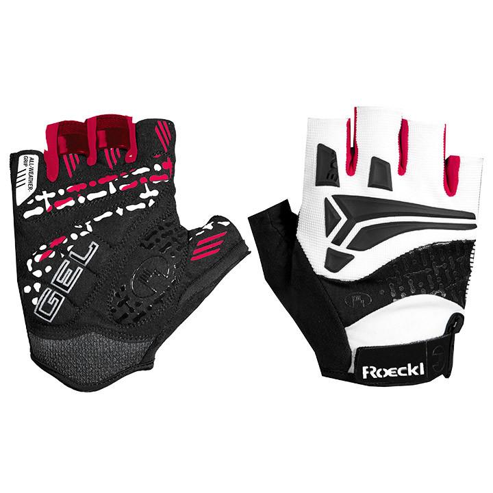 ROECKL MTB-Inobe, wit handschoenen, voor heren, Maat 7, Fietshandschoenen, Wielr
