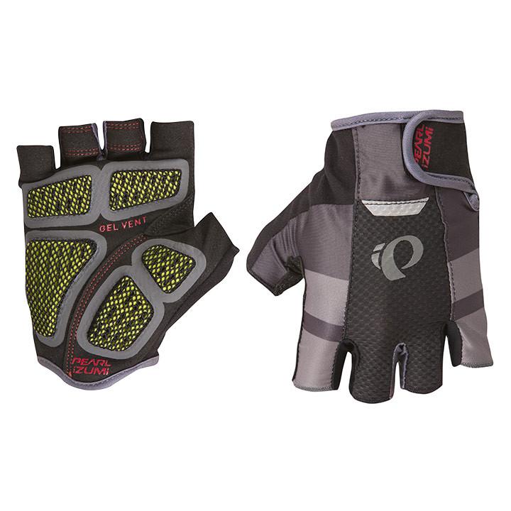 PEARL IZUMI P.R.O. Gel-Vent zwart handschoenen, voor heren, Maat S, Fietshandsch