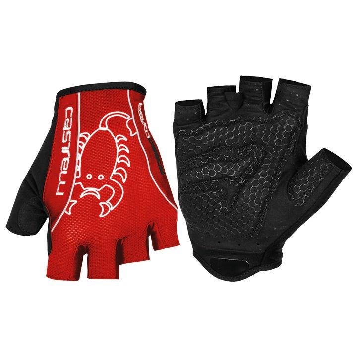 CASTELLI Rosso Corsa Classic handschoenen, voor heren, Maat XL,