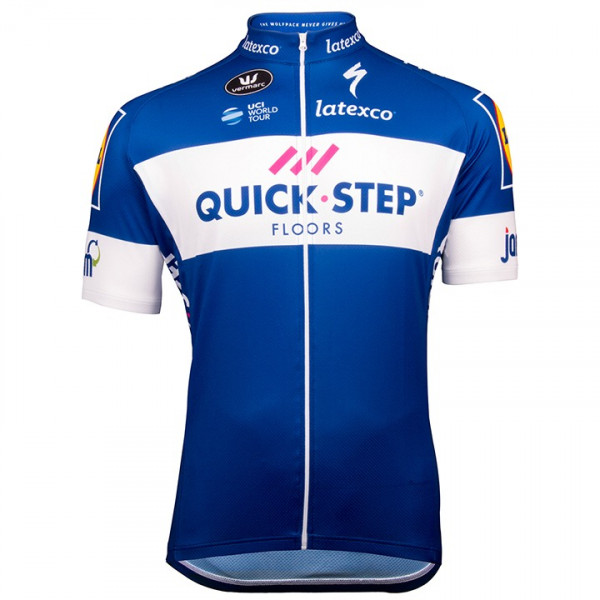 QUICK - STEP FLOORS Kurzarmtrikot 2018