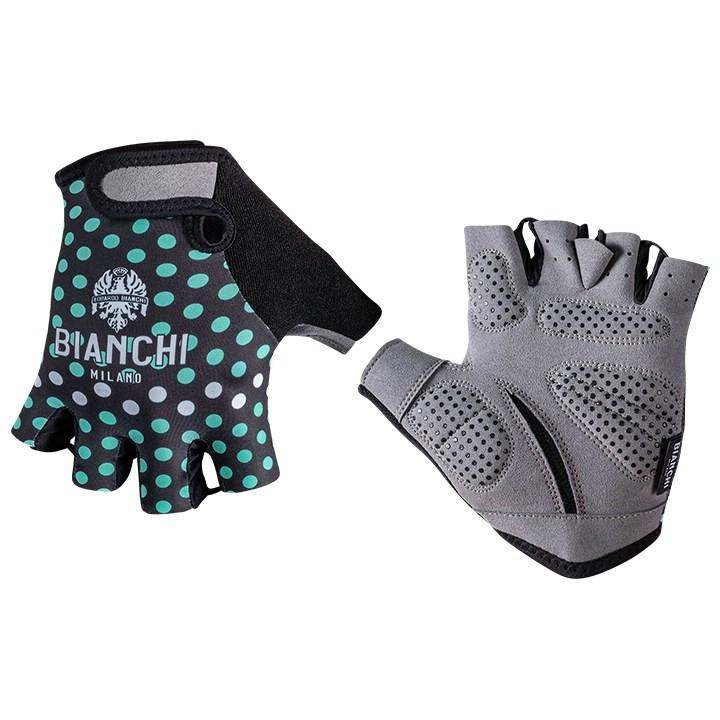 BIANCHI MILANO Handschoenen Enas handschoenen, voor heren, Maat S, Fietshandscho