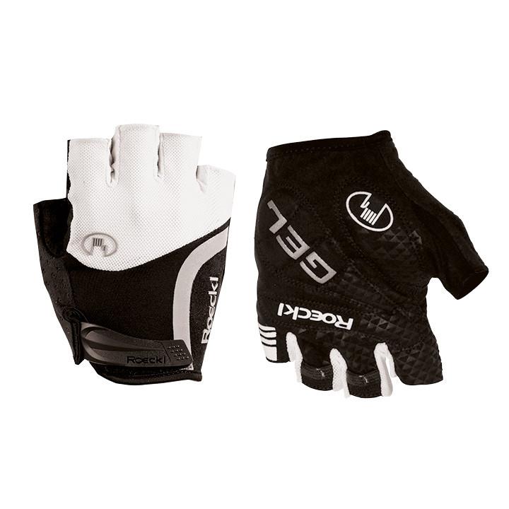 ROECKL fietsIolo, wit handschoenen, voor heren, Maat 7, Fietshandschoenen, Wielr