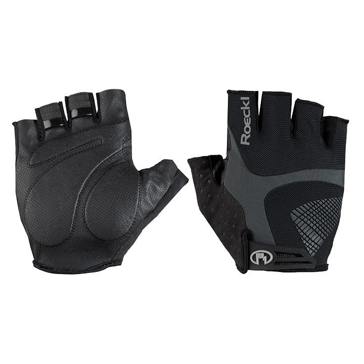 ROECKL Inverness zwart handschoenen, voor heren, Maat 7, Fietshandschoenen, Wiel