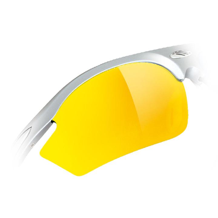 RUDY PROJECT brillenglas Rydon yellow glazen, Unisex (dames / heren), Sportbril,
