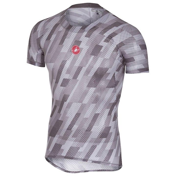 CASTELLI FietsPro Mesh Multicolor onderhemd, voor heren, Maat L, Onderhemd,