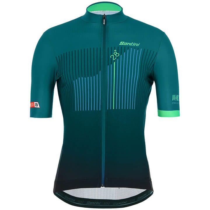 La Vuelta Los Machucos 2019 fietsshirt met korte mouwen fietsshirt met korte mou