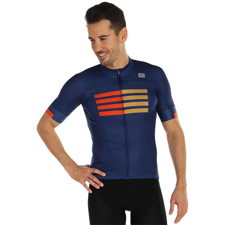 SPORTFUL Shirt met korte mouwen Wire fietsshirt met korte mouwen, voor heren, Ma