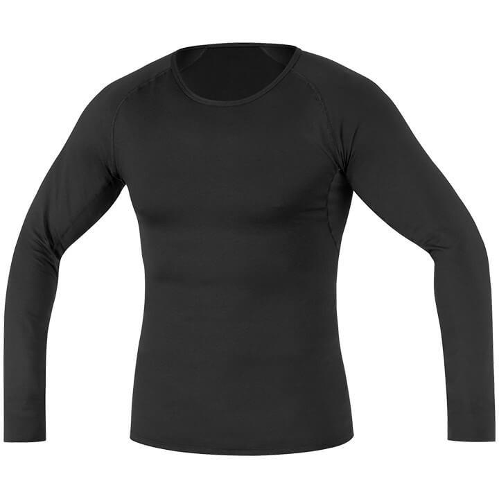 GORE M thermo met lange mouwen onderhemd, voor heren, Maat M, Onderhemd, Fietskl